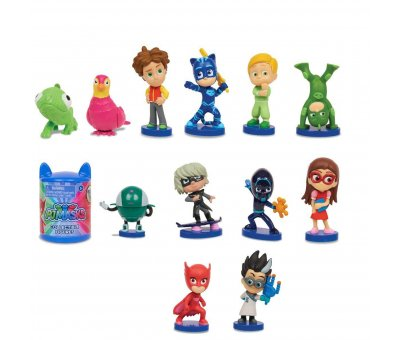 PJ MASKS MINI FIGURINE KAPSUL PAKET-95000