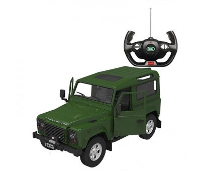 R/C 1/14 F/F LAND ROVER DEFENDER MAN