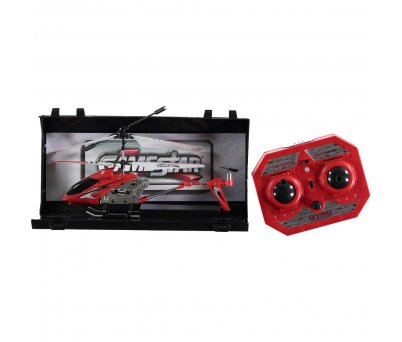 UK GYROSCOPE PLASTİK KUTULU GAMESTAR HELİKOPTER