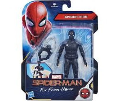 E3549 HASBRO SP.MAN FFH 6IN FİGÜR AST.