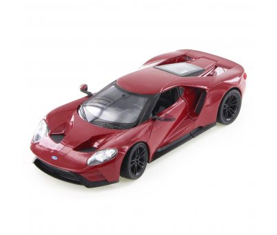 Welly 1:24 2017 Ford GT