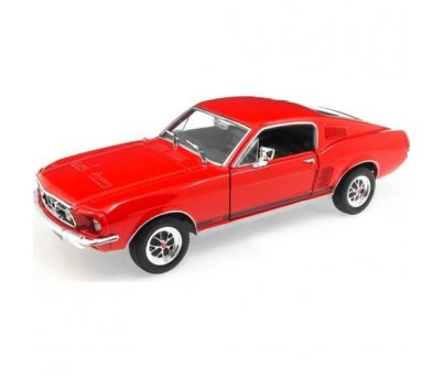 Welly 1:24 1967 Ford Mustang Gt