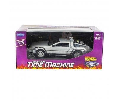 Welly 1:24 Back To The Future I​​​​​​​