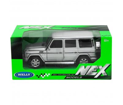 Welly 1:24 Mercedes-Benz G-Class