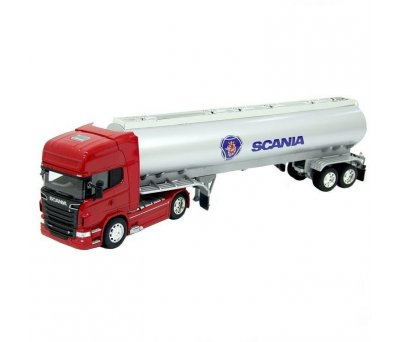 Welly 1:32 Scania V8 R730 Tanker