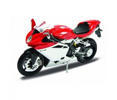 Welly 1:10 MV Agusta F4 Model Motorsiklet