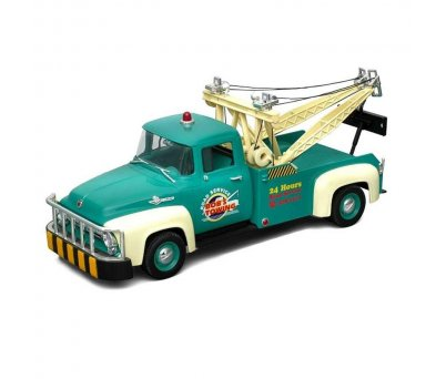 Welly 1:18 1956 Ford F-100 Tow Truck