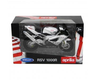 Welly 1:10 Aprilla RSV 1000R