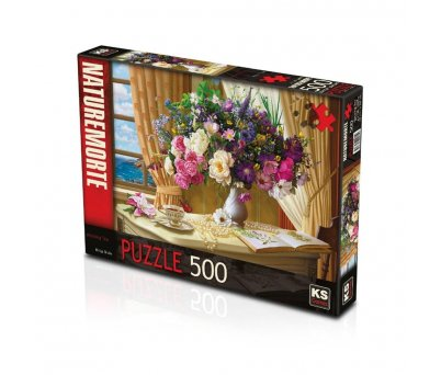 KS Morning Tea 500 Parça Puzzle