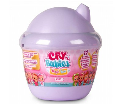 Cry Babies Magic Tears Sürpriz Paket CDU12 97629