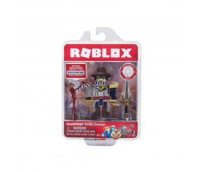 Roblox Figür Paketi 10705X4 - Archmage Arms Dealer