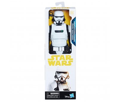 Star Wars Dev Figür - Imperial Patrol Trooper 'E1180