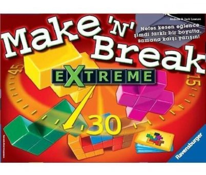 Ravensburger Make'n Break Extreme Kutu Oyunu