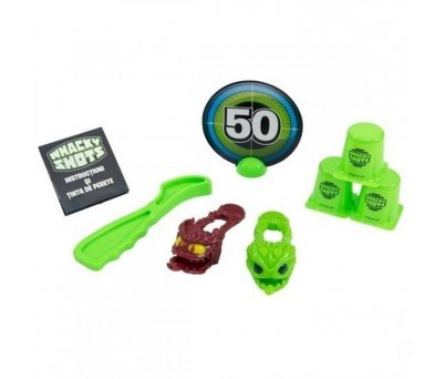 Whacky Shots Action Pack