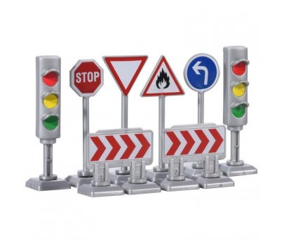 Majorette Traffic Signs