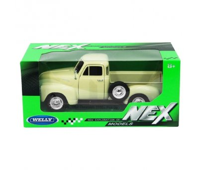Welly 1:24 1953 Chevrolet 3100 Pick Up