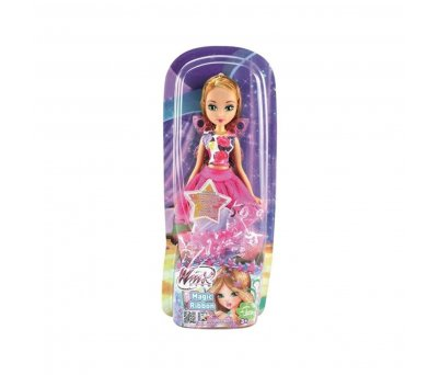 Winx Club Magic Ribbon Flora Bebek