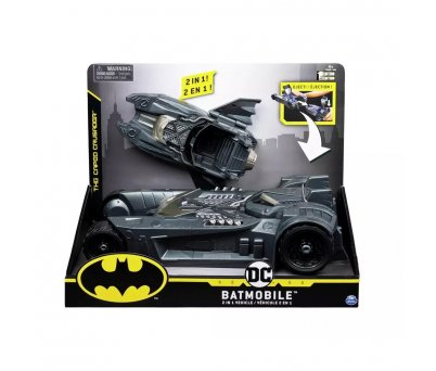 Batmobil ve Batboat 10 cm 6055952