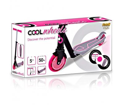 COOL WHEELS 5+ PINK