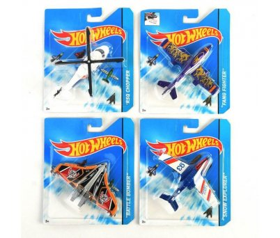 Hot Wheels Uçaklar