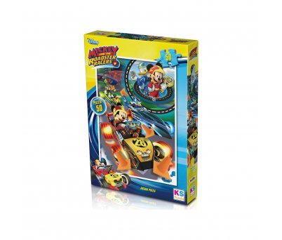 MICKEY MOUSE PUZZLE 50