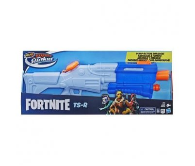 NERF SOAKER FORTNITE TS