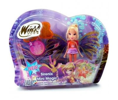 WINX CLUB MİNİ DOLL SIRENIX